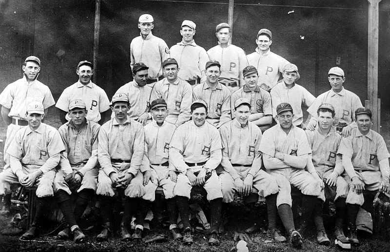 1907 Pittsburgh Pirates