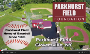 Parkhurst Field Home of Baseball Since 1906